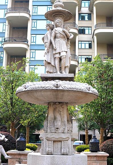 水景雕塑 欧式水景雕塑